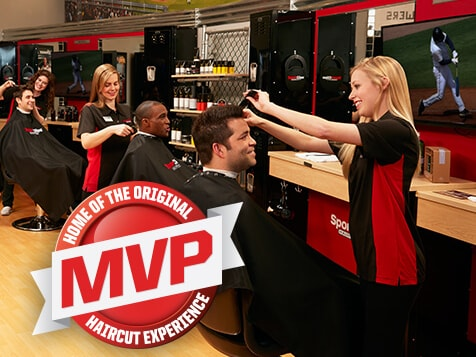 Inside a Sport Clips Franchise