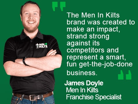 Become a Men In Kilts Franchisee