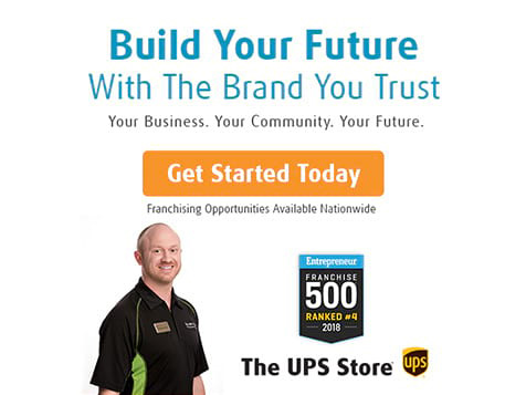 The UPS Store Franchise - A Trusted Brand