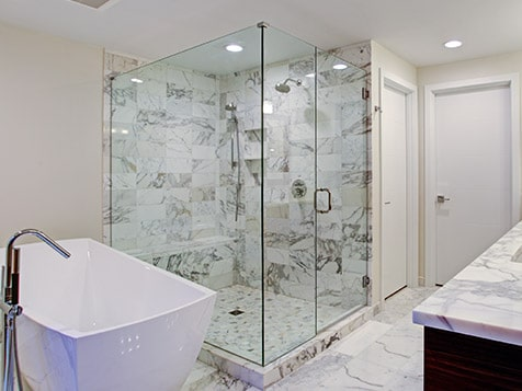 Example of The Original Frameless Shower Doors