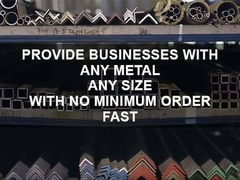 Metal Supermarkets Franchise Metal Supplier