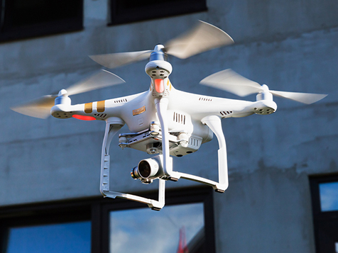 Rooftop Drone Inspections through National Property Inspections Franchise