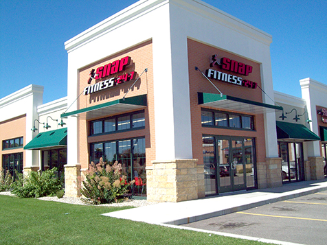 Own a Fitness Franchise