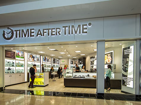 Time After Time Franchise Location