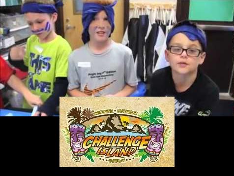 Challenge Island Kids Franchise