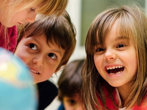JEI Learning Center Franchise Children