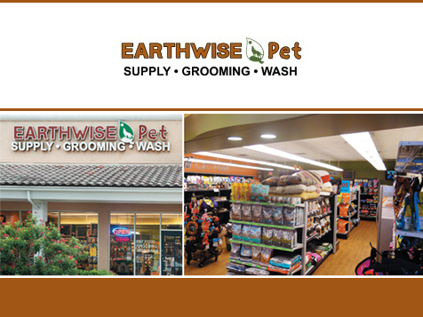Earthwise Pet Supply Franchise location