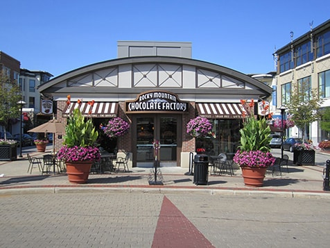 Rocky Mountain Chocolate Factory Franchise Exterior