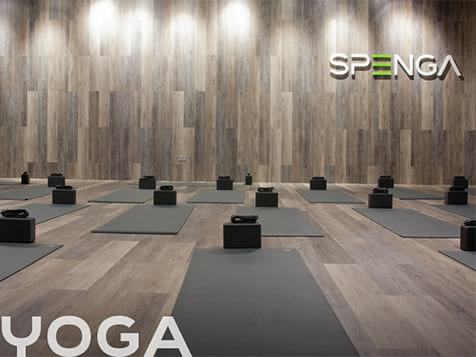 SPENGA Franchise - Yoga Studio