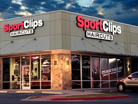 Sport Clips Franchise Exterior