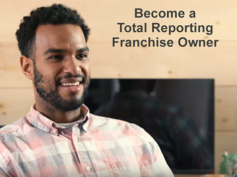 Own a Total Reporting Franchise