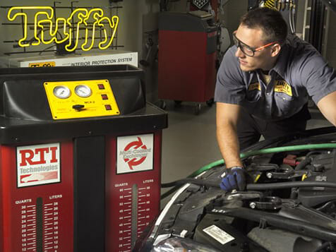 Tuffy Tire Auto Franchise Mechanic