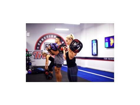 F45 Training Franchise Workout