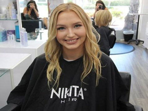 Nikita Hair Franchise Customer