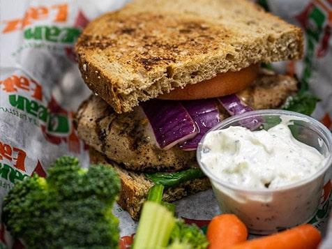 Clean Eatz Franchise - healthy lunch