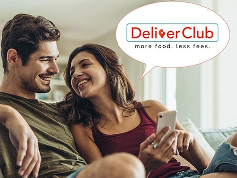 DeliverClub - new customers