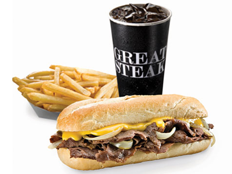 The Great Steak and Potato Company Franchise fries