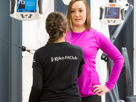 Koko FitClub Franchise - a new approach to fitness