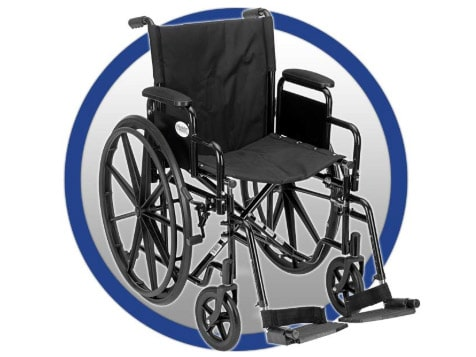 Mobility City - Wheelchair