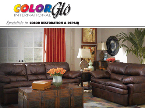 Color-Glo International franchise; a home-based, low cost opporunity