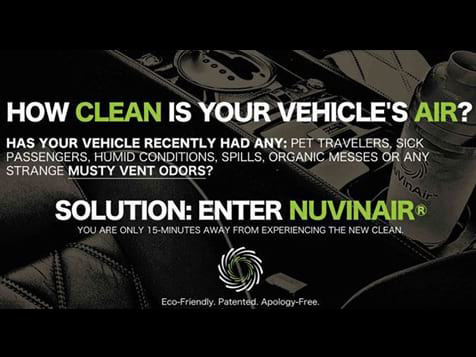 NuVinAir is scientifically proven to work