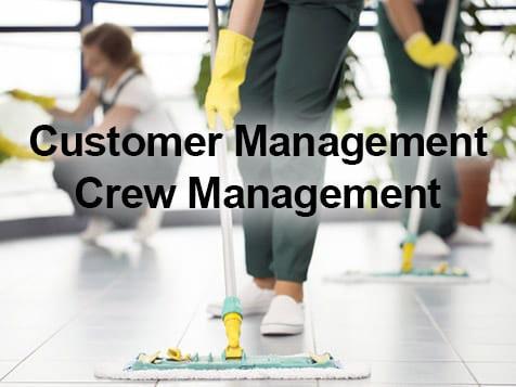 Bldg.Works Franchise - Crew Management