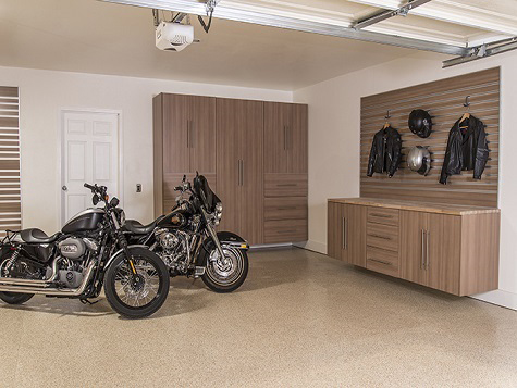 organized garage cabinets - Garage Experts
