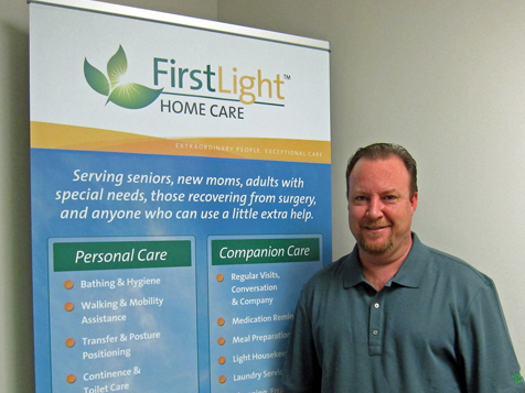 Own a Personal Care Franchise - FirstLight HomeCare