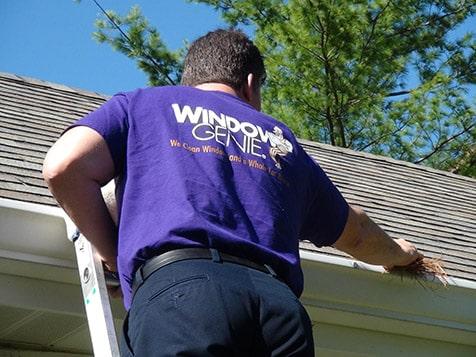 Window Genie Franchise - Gutter Cleaning