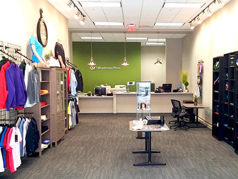 Minuteman Press Franchise Successful Center