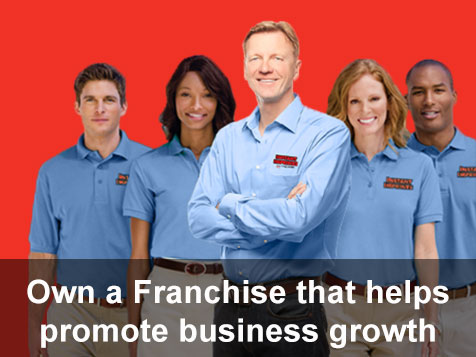 Instant Imprints Franchisees
