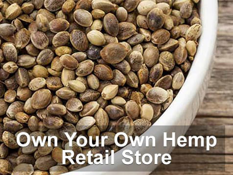 Own an Everything Hemp Store