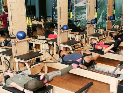 Club Pilates Franchise Class