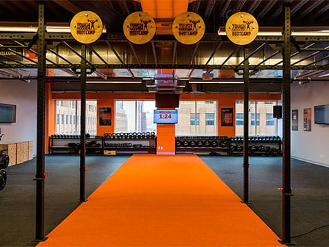 Inside a Tough Mudder Bootcamp Franchise Studio