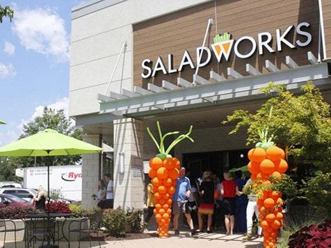 Saladworks Franchise Opening