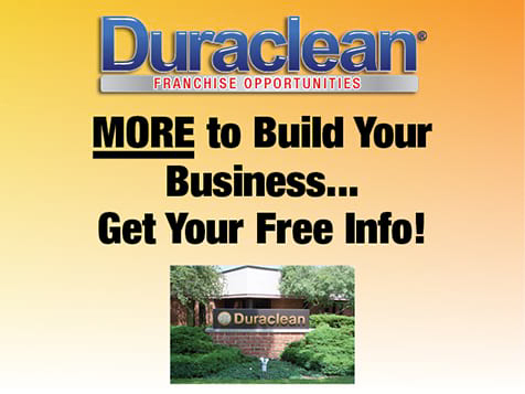Own a Duraclean Franchise
