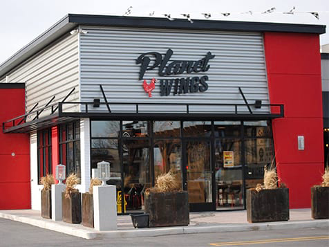 Planet Wings Franchise Location