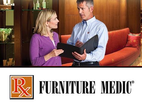 Furniture Medic Franchise Helping homeowners