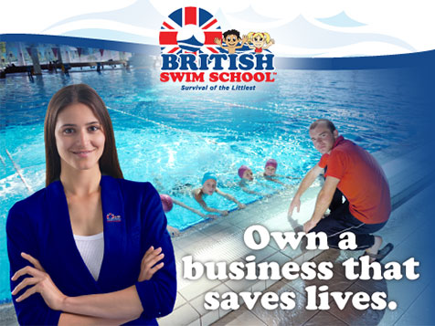 Become a British Swim School Franchise Owner