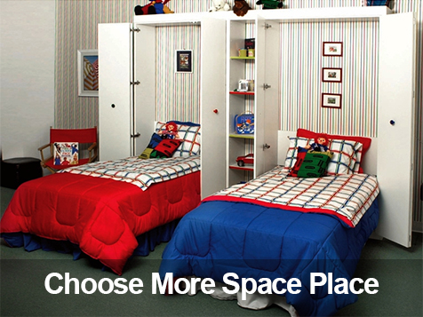 More Space Place Franchise Children