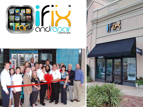iFixandRepair Franchise grand opening