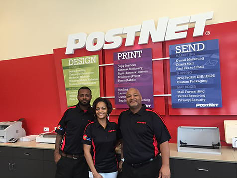 A GA PostNet Franchise Location