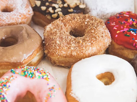 Shipley Do-Nuts Franchise - variety of donuts