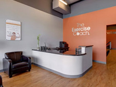 The Exercise Coach Franchise Front Desk