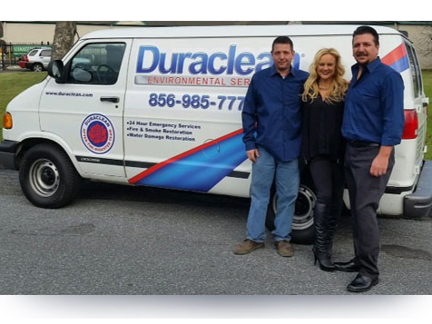 Duraclean cleaning franchisees