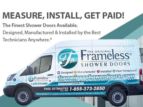 The Original Frameless Shower Doors Mobile Business