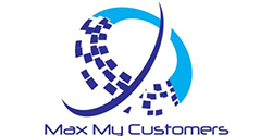 Max My Customers logo