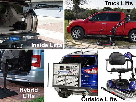 Mobility Plus Franchise Auto Lifts