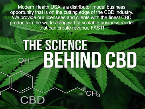 Modern Health USA - CBD Science