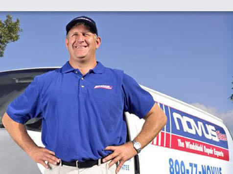 Own a NOVUS Auto Glass Repair & Replacement franchise